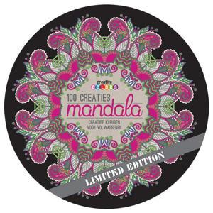Creative colors: 100 Creaties Mandala