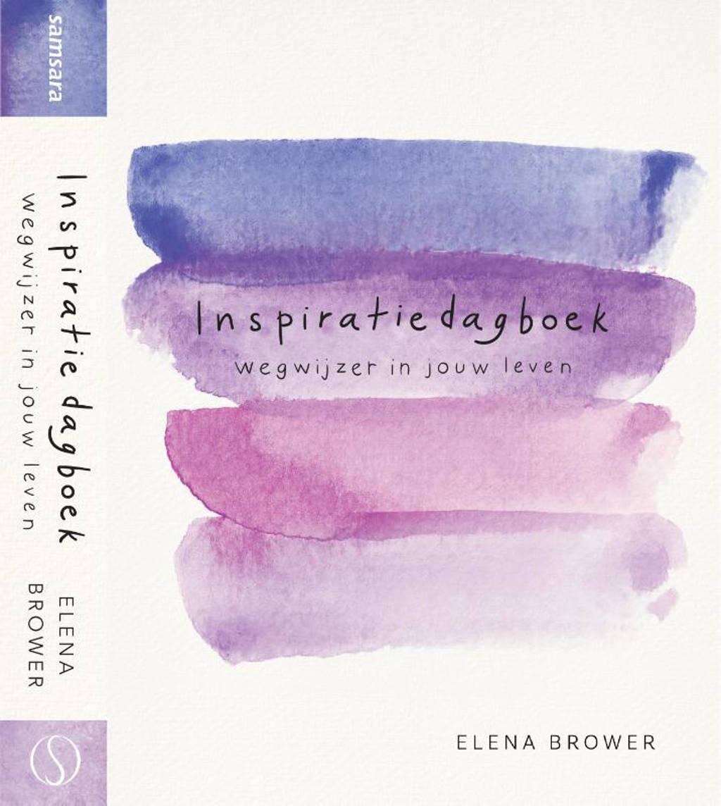 Inspiratie dagboek - Elena Brower