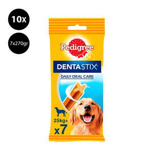 Dentastix Multipack L hondensnacks - 10x 7 stuks/270 g