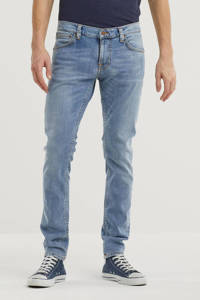 Nudie Jeans skinny fit jeans Tight Terry Blue Horizon, BLUE HORIZON