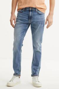 Nudie Jeans tapered fit jeans Lean Dean indigo hub, Indigo Hub