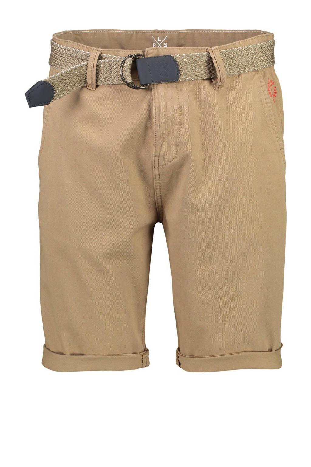 LERROS regular fit chino short beige, Beige