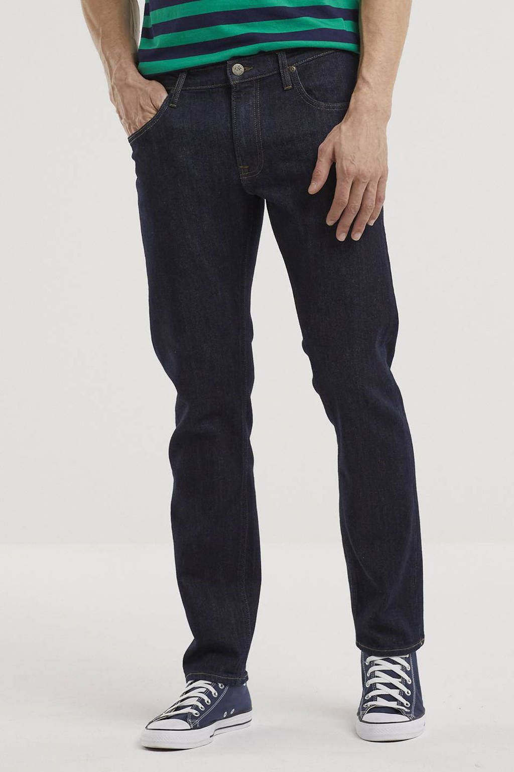 Lee regular fit jeans Daren rinse, Rinse