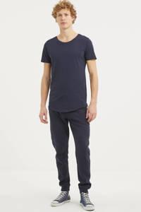 Lee T-shirt donkerblauw, Donkerblauw