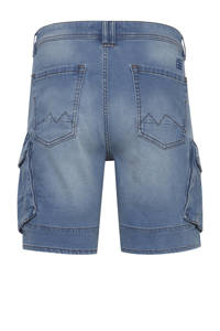 Blend regular fit jeans short denim middle blue, Denim Middle Blue