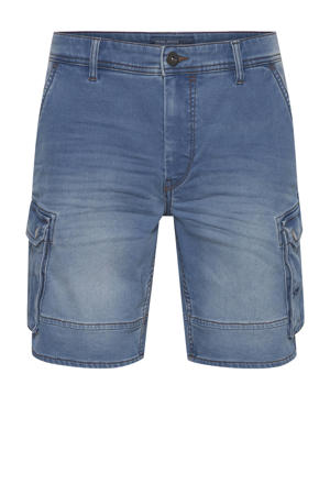 regular fit jeans short denim middle blue