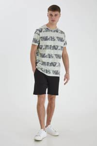 Blend gestreept T-shirt grijsgroen, Grijsgroen
