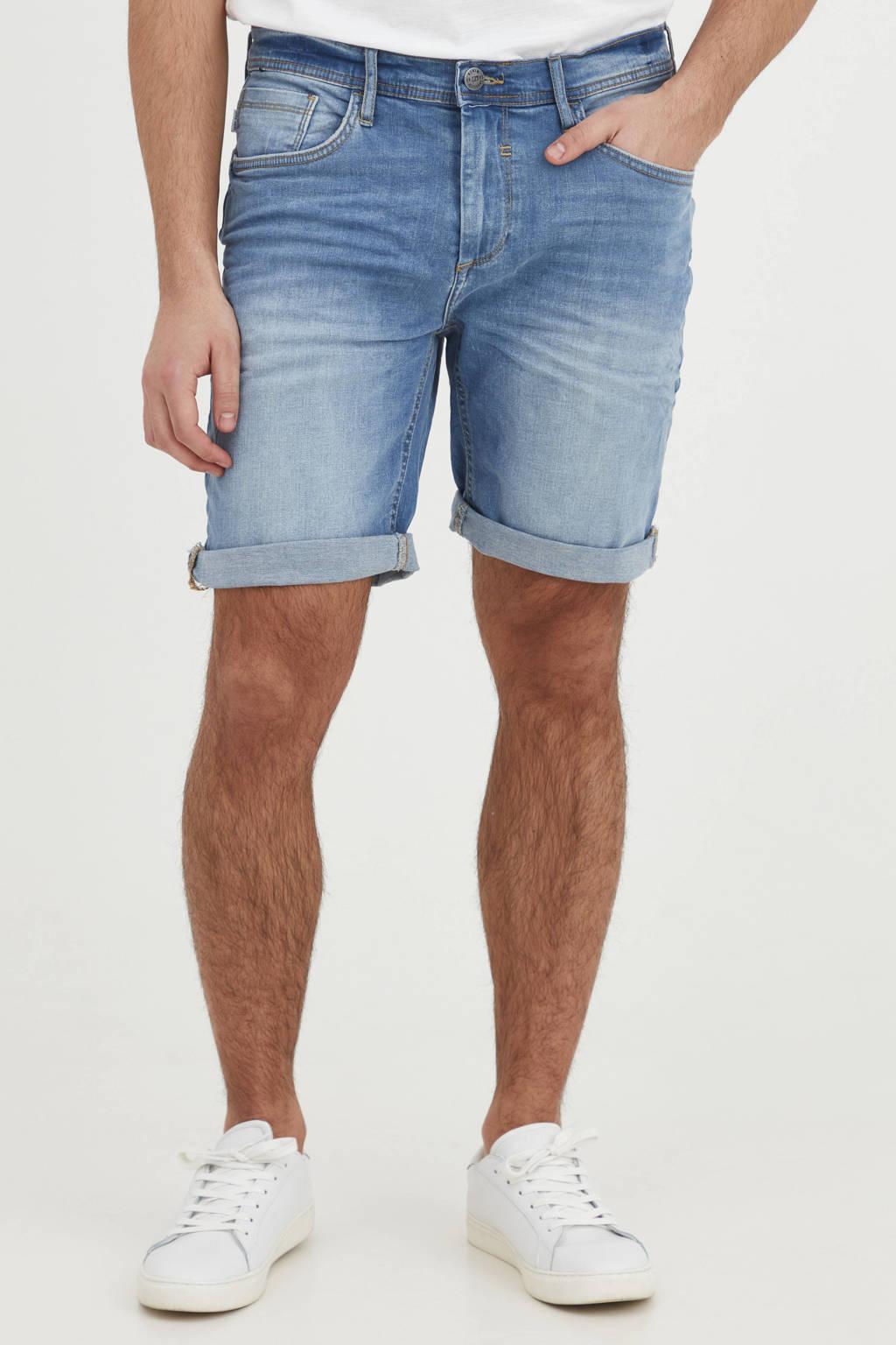 Blend regular fit jeans short light denim, Light denim