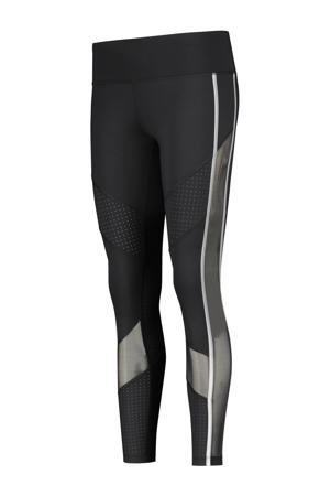 sportbroek zwart/grijs