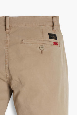 tapered fit chino beige