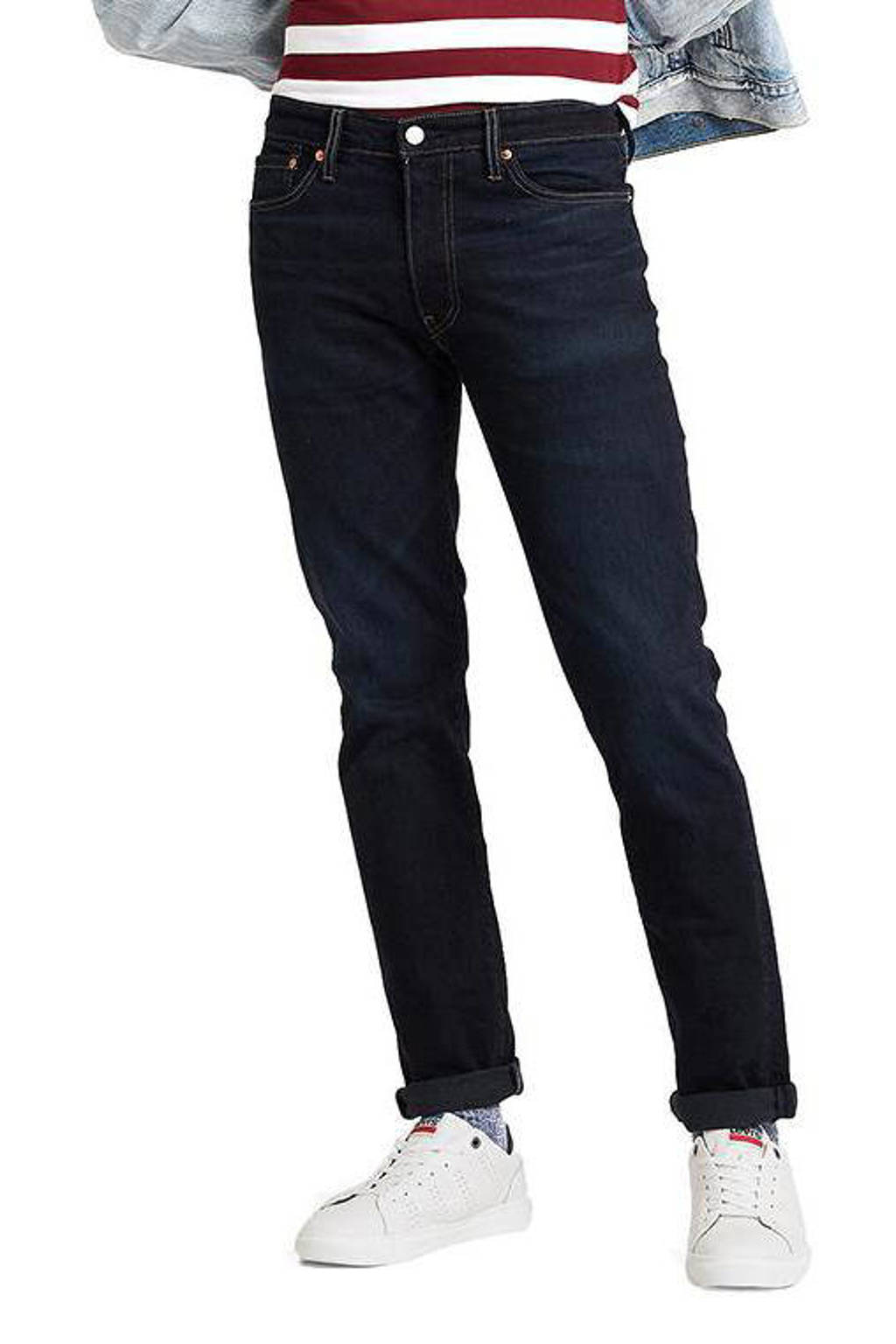 Levi's 511 slim fit jeans dark denim, Dark denim