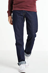 Levi's 502 tapered fit jeans onewash, Onewash