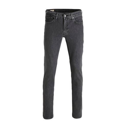 Levi's 511 slim fit jeans grijs