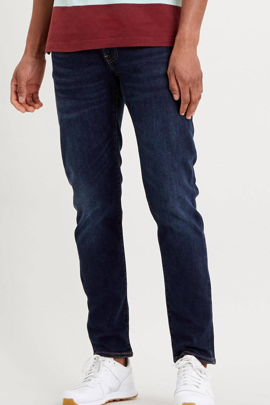 Levi's 512 slim tapered fit jeans dark denim, Dark denim