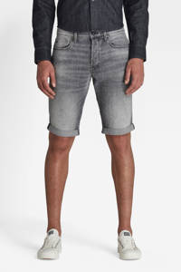 G-Star RAW 3301 slim fit jeans short faded anchor, Faded anchor