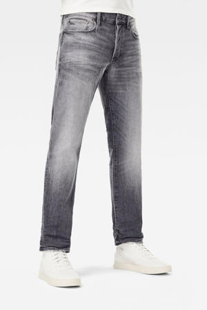 straight fit 3301 jeans faded anchor