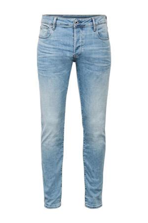 3301 slim fit jeans lt indigo aged