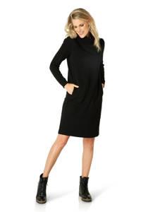 Yest jurk Aemilia zwart, Zwart