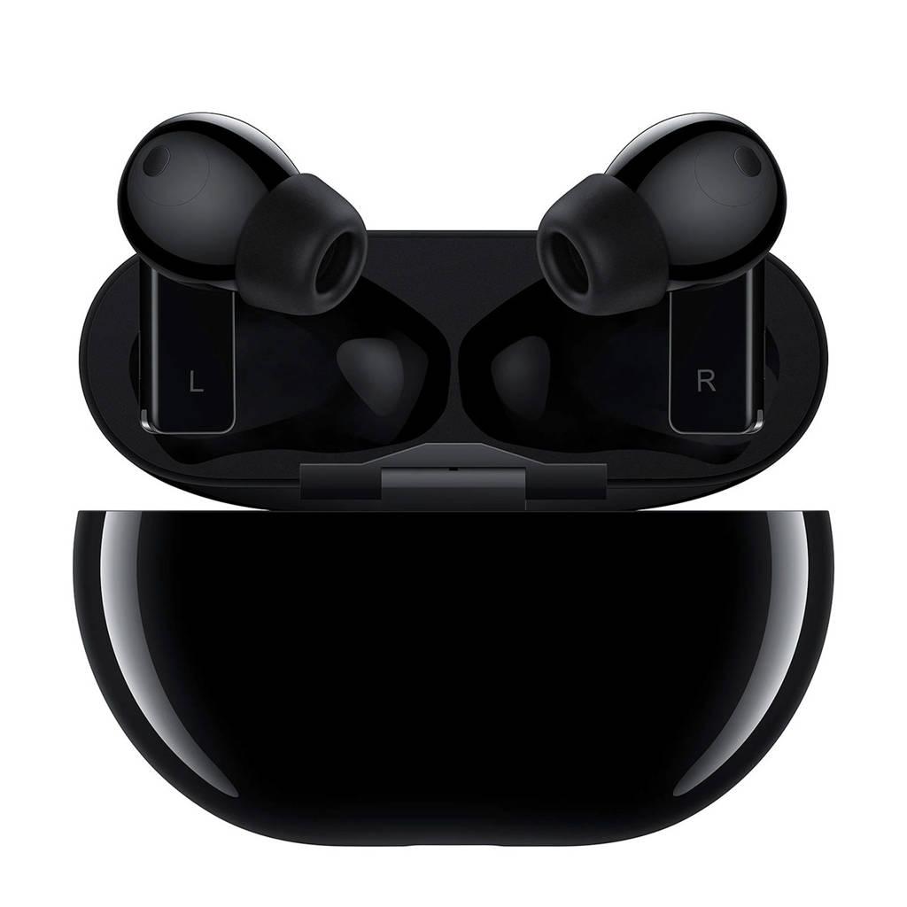 Huawei FreeBuds Pro Bluetooth in-ear hoofdtelefoon (zwart), Zwart
