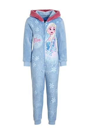 Frozen onesie lichtblauw