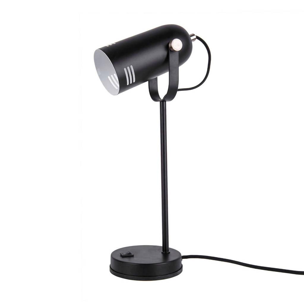 Leitmotiv Tafellamp Husk, Zwart