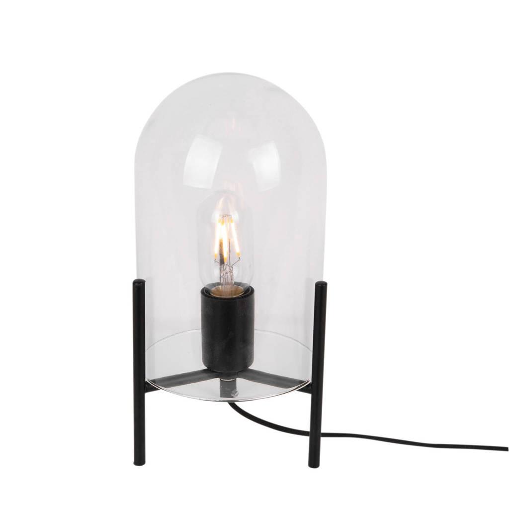 Leitmotiv tafellamp Glass Bell, Transparant