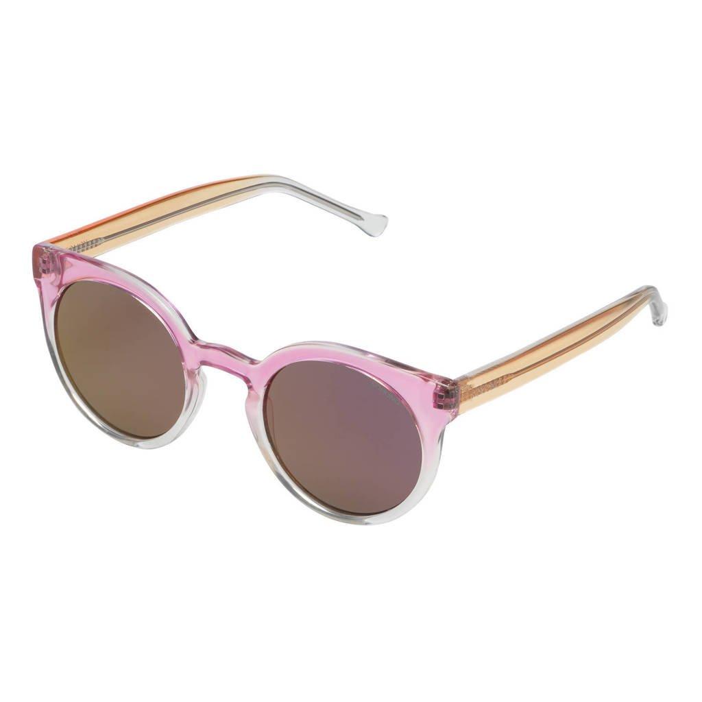 Komono zonnebril Lulu roze
