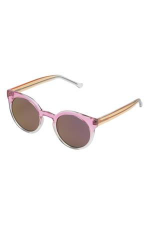 zonnebril Lulu roze