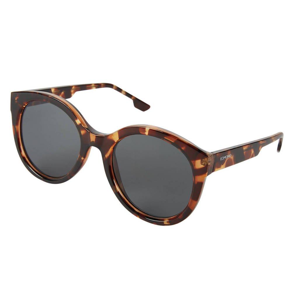 Komono zonnebril Ellis bruin