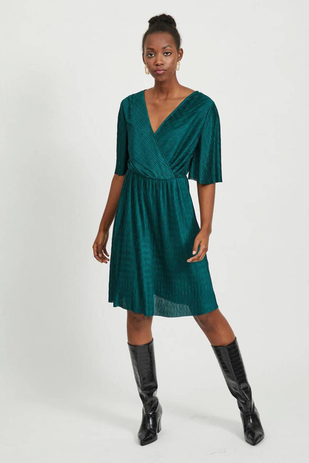 VILA blousejurk groen, Groen