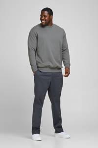 JACK & JONES PLUS SIZE sweater Plus Size grijs, Grijs