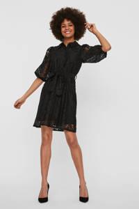 VERO MODA blousejurk VMBONNA zwart, Zwart