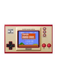 Nintendo Game & Watch console Super Mario Bros., Goud