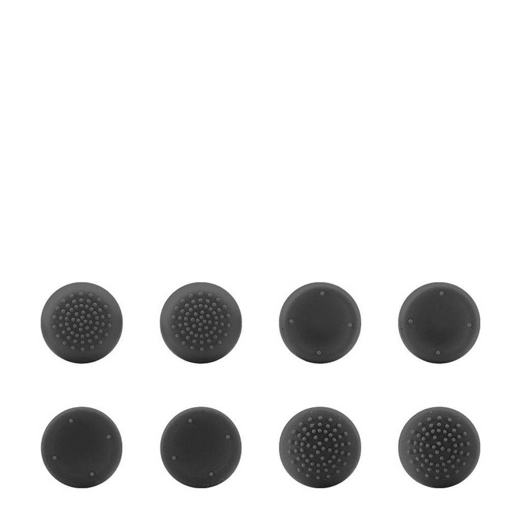 Speedlink Controller cap set (PS5/PS4/Xbox Series/Xbox One), Zwart