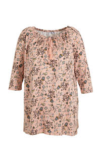 C&A XL Yessica top met all over print lichtroze/multi, Lichtroze/multi