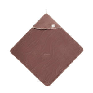 omslagdoek Riga 100x105 cm cacao