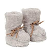 Koeka teddy babyslofjes Puka lichtgrijs, Lichtgrijs/Misty Grey