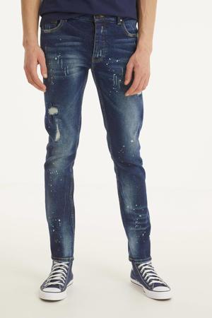 skinny jeans Desert mid blue stone