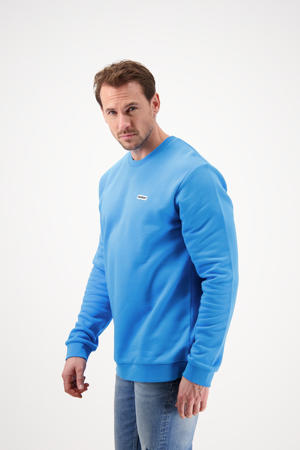 sweater Norwood blauw