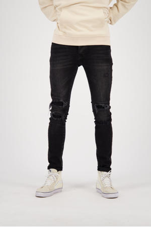 super skinny jeans Jungle vintage black