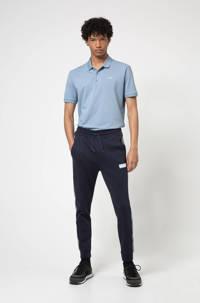 HUGO regular fit polo Donos212 lichtblauw, Lichtblauw