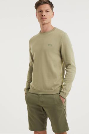trui Riston groen