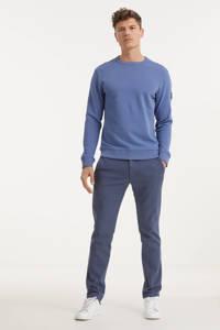 BOSS Casual sweater blauw, Blauw