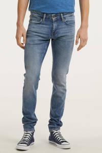 Cast Iron slim fit jeans Fander  blue finish,  Blue Finish