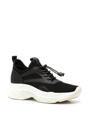 chunky dad sneakers zwart