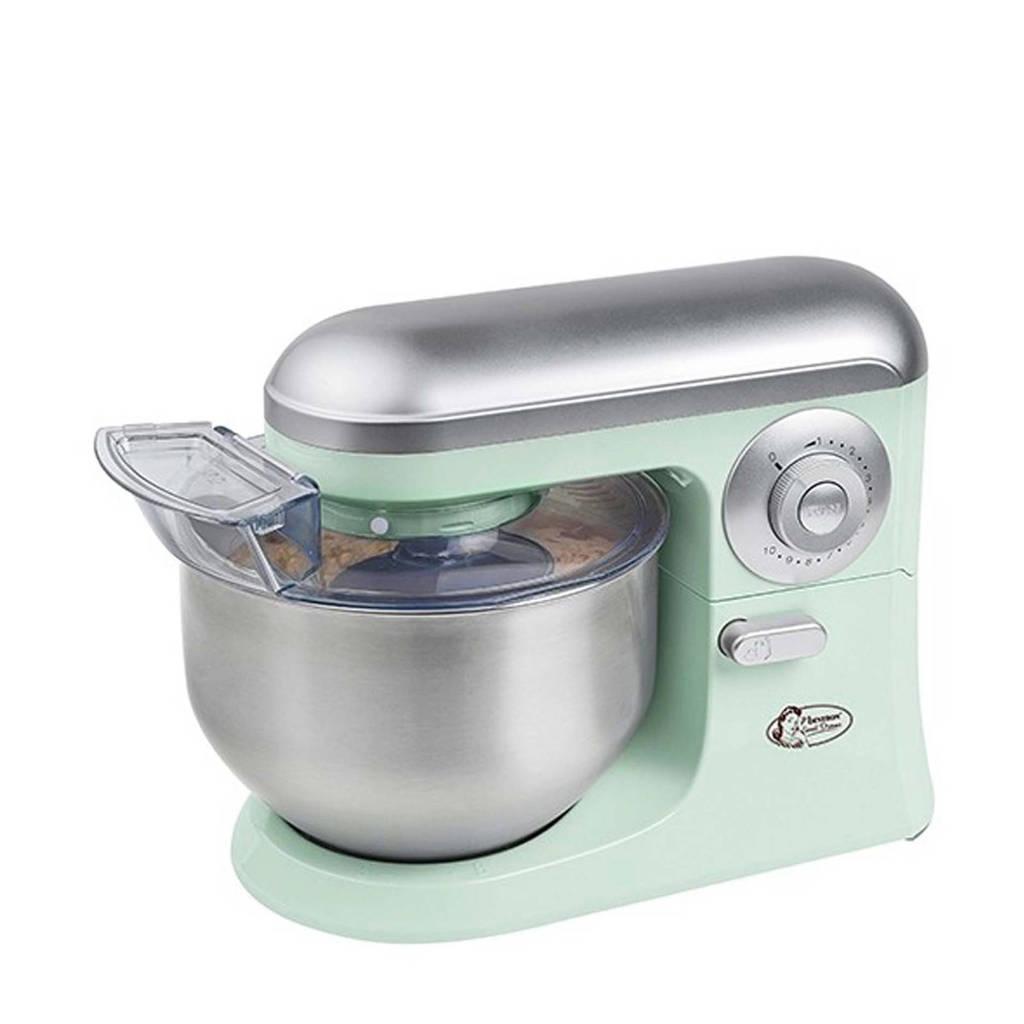 Bestron  AKM1200SDM keukenmachine, Groen