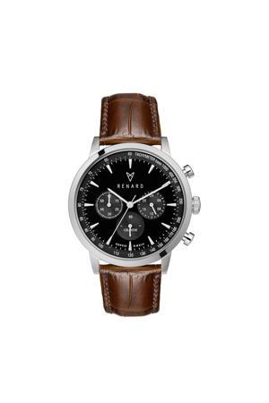 Grande Chrono horloge RC402SS31CBR donkerbruin