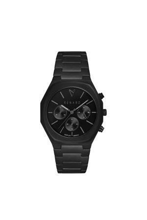 Empereur 39.0 horloge RD161BL30BL1 zwart