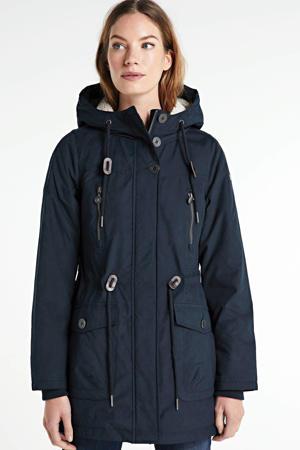parka Jacket Nancy donkerblauw