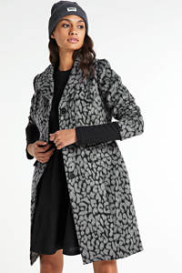 Zabaione coat Coat Shannon grijs, Grijs